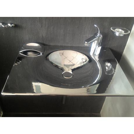 KALAHARI Argenta 65 умивалник с десен отвор